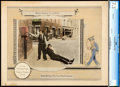 "Movie Posters:Comedy, Cops (Associated First National Pictures, 1922). CGC Graded LobbyCard (11"" X 14"").. ..."