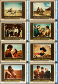 Movie Posters:Western, The Searchers (Warner Brothers, 1956). CGC Graded ...