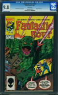 Modern Age (1980-Present):Superhero, Fantastic Four #271 (Marvel, 1984) CGC NM/MT 9.8 WHITE pages.
