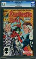Modern Age (1980-Present):Superhero, Fantastic Four #273 (Marvel, 1984) CGC NM/MT 9.8 OFF-WHITE TO WHITE pages.