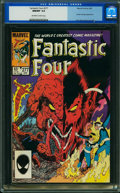 Modern Age (1980-Present):Superhero, Fantastic Four #277 (Marvel, 1985) CGC NM/MT 9.8 Off-white to white pages.
