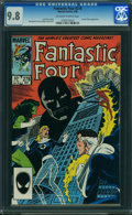 Modern Age (1980-Present):Superhero, Fantastic Four #278 (Marvel, 1985) CGC NM/MT 9.8 OFF-WHITE TO WHITE pages.