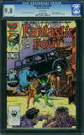 Modern Age (1980-Present):Superhero, Fantastic Four #291 (Marvel, 1986) CGC NM/MT 9.8 WHITE pages.
