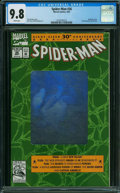 Modern Age (1980-Present):Superhero, Spider-Man #26 (Marvel, 1992) CGC NM/MT 9.8 WHITE pages.