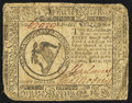 Continental Currency May 9, 1776 $8 Fine