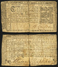 Colonial Notes:Maryland, Maryland March 1, 1770 $1/6 Fine;. Maryland March 1, 1770 $1/2VG-Fine.. ... (Total: 2 notes)
