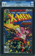 Bronze Age (1970-1979):Superhero, X-Men #118 (Marvel, 1979) CGC NM 9.4 WHITE pages.