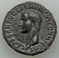 Ancients:Roman Imperial, Ancients: Gaius (Caligula) (AD 37-41). AE as (11.40 gm). About XF,smoothing....