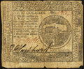 Continental Currency November 29, 1775 $4 About Fine