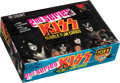 """Non-Sport Cards:Unopened Packs/Display Boxes, 1978 Donruss """"Kiss"""" Series 2 Unopened 15-Cent Wax Box. ..."""