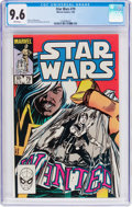 Modern Age (1980-Present):Science Fiction, Star Wars #79 (Marvel, 1984) CGC NM+ 9.6 White pages....