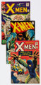 X-Men UK Editions Group of 34 (Marvel, 1965-75) Condition: Average FN-.... (Total: 34 Comic Books)