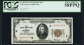 Fr. 1870-E* $20 1929 Federal Reserve Bank Note. PCGS Choice About New 58PPQ