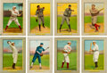 Baseball Cards:Lots, 1910-11 T3 Turkey Red Baseball Collection (14) With HoFers &Rare Back. ...