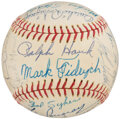 Autographs:Baseballs, 1978 Detroit Tigers Team Signed Baseball (26 Signatures).. ...