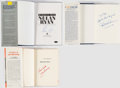 Autographs:Others, Hall of Fame Pitchers Signed Book Lot of 3.. ...