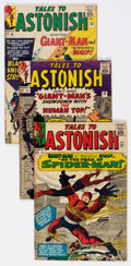 Silver Age (1956-1969):Horror, Tales to Astonish UK Editions Group of 28 (Marvel, 1964-67)Condition: VG+.... (Total: 28 Comic Books)