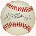 Autographs:Baseballs, New York Yankees Greats Multi-Signed Baseball (9 Signatures).. ...
