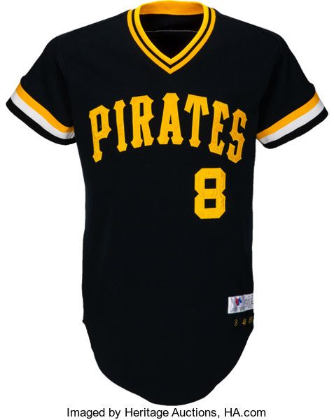 premium selection 362d4 6d8d1 1981 Willie Stargell Game Worn Pittsburgh Pirates Jersey ...