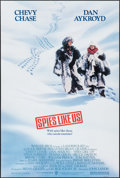 "Movie Posters:Comedy, Spies Like Us (Warner Brothers, 1985). One Sheet (27"" X 40.25"")John Alvin Artwork. Comedy.. ..."