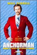 "Movie Posters:Comedy, Anchorman: The Legend of Ron Burgundy & Other Lot (DreamWorks,2004). Rolled, Overall: Very Fine-. One Sheets (3) (27"" X 40""...(Total: 3 Items)"
