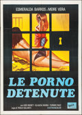 "Movie Posters:Exploitation, Prison for Violent Women (Unifilm, 1977). Italian 2 - Fogli (39"" X55""). Exploitation.. ..."