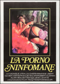 "Movie Posters:Foreign, Hold Me Against You, I Need Caresses & Other Lot (Paris Cannes,1974). Italian 2 - Foglis (2) (39.25"" X 55""). Foreign.. ... (Total:2 Items)"