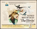 "Movie Posters:Hitchcock, The Birds (Universal, 1963). Autographed Half Sheet (22"" X 28"").Hitchcock.. ..."
