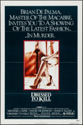 """Movie Posters:Horror, Dressed to Kill & Other Lot (Filmways, 1980). One Sheets (2)(27"""" X 41""""). Horror.. ... (Total: 2 Items)"""