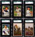 Baseball Cards:Lots, 1952 and 1953 Bowman Baseball Collection (341)....