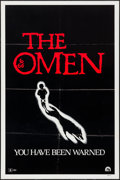 "Movie Posters:Horror, The Omen (20th Century Fox, 1976). One Sheet (27"" X 41"") Advance""You Have Been Warned"" Style. Horror.. ..."
