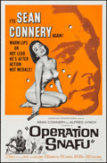 "Movie Posters:Comedy, Operation Snafu & Other Lot (American International, 1965). OneSheets (2) (27"" X 41""). Comedy.. ... (Total: 2 Items)"