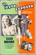 "Movie Posters:Bad Girl, Over-Exposed (Columbia, 1956). Silk Screened Poster (40"" X 60"").Bad Girl.. ..."