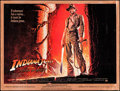 """Movie Posters:Adventure, Indiana Jones and the Temple of Doom (Paramount, 1984). New YorkSubway (45"""" X 59.25""""). Bruce Wolf Artwork. Adventure.. ..."""