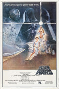 "Movie Posters:Science Fiction, Star Wars (20th Century Fox, 1977). Poster (40"" X 60"") Tom Jung Artwork. Science Fiction.. ..."