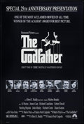 "Movie Posters:Crime, The Godfather (Paramount, R-1997). 25th Anniversary Mylar One Sheet(26.75"" X 39.25"") S. Neil Fujita Artwork. Crime.. ..."