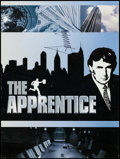 """Movie Posters:Miscellaneous, Donald Trump in The Apprentice (NBC, 2000's). Autographed Television Poster (21"""" X 28""""). Miscellaneous.. ..."""