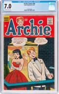 Silver Age (1956-1969):Humor, Archie Comics #85 (Archie, 1957) CGC FN/VF 7.0 Off-white to white pages....