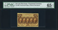 Fractional Currency:First Issue, Fr. 1280 25¢ First Issue PMG Gem Uncirculated 65 EPQ.. ...