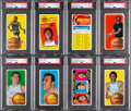 Basketball Cards:Lots, 1970 Topps Basketball Vending Hoard (1,550+)....