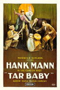 "Movie Posters:Comedy, Tar Baby (Arrow Film, 1920). One Sheet (27"" X 41""). Comedy.. ..."