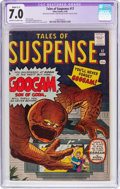 Silver Age (1956-1969):Horror, Tales of Suspense #17 (Marvel, 1961) CGC Apparent FN/VF 7.0 Slight(C-1) Off-white to white pages....
