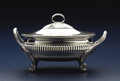 Silver Holloware, British:Holloware, A George III Silver Soup Tureen with Cover . John Wakelin andRobert Garrard, London, England. Circa 1792-1793. Silver. Ma...