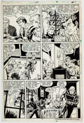 Original Comic Art:Panel Pages, Don Perlin Ghost Rider V2#39 Story Page 6 Original Art(Marvel, 1979)....