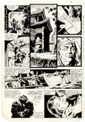 Original Comic Art:Panel Pages, Gene Day Master of Kung Fu #114 Story Page 4 Original Art (Marvel, 1982)....