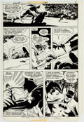Original Comic Art:Panel Pages, Jim Aparo The Brave and the Bold #169 Page 3 Original Art(DC, 1980)....