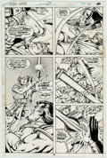 Original Comic Art:Panel Pages, Carmine Infantino and Bob Wiacek Star Wars #27 Story Page 14Original Art (Marvel, 1979)....