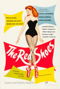 "Movie Posters:Fantasy, The Red Shoes (Rank, 1948). British One Sheet (27"" X 40"").. ..."