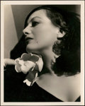 Movie Posters:Miscellaneous, Joan Crawford by George Hurrell (MGM, 1930s). Port...