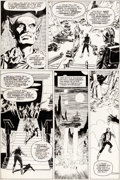 Original Comic Art:Panel Pages, Al Williamson and Tom Palmer Star Wars #50 Story Page 25Original Art (Marvel, 1981)....